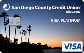 Credit union visa signature credit card