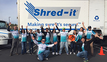 team sdccu at shred day 2017