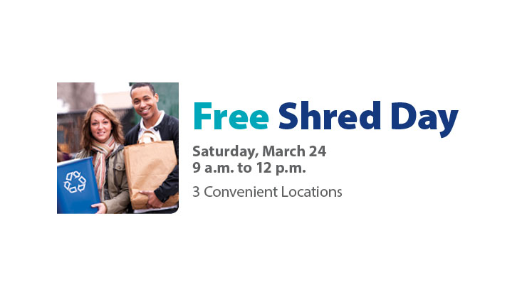 shred day poster