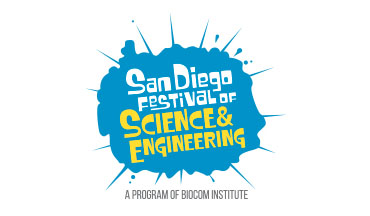 biocom institute san diego festival of science and engineering logo