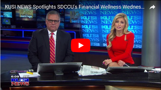 kusi highlights sdccu financial wednesday