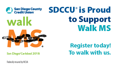 sdccu walk ms poster