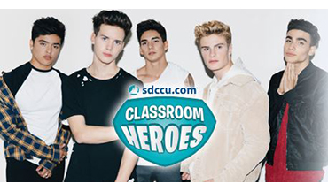 in real life sdccu classroom heroes performance