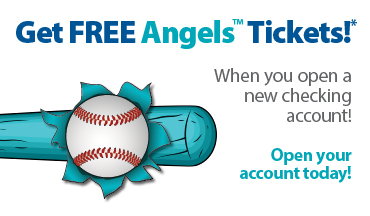 sdccu free angels tickets poster