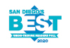 San Diego Best Logo for Best Credit Union
