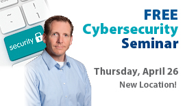 photo of jim stickley cybersecurity seminar